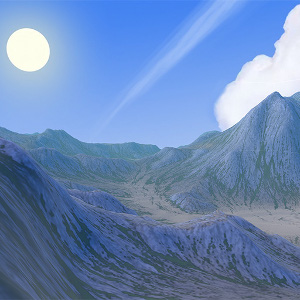 PlayingInCanvas Terrain Creator